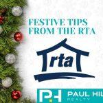RTA's Festive Season Reminders for Tenants
